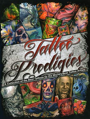prodigies tattoo book