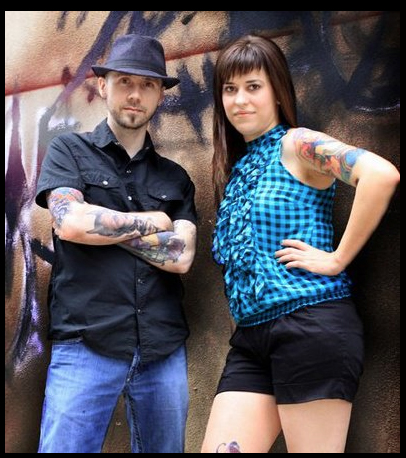 Ryan and Brooke Cook will be be leaving Anchor Tattoos in Mid-July.