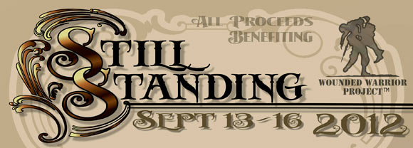 Still Standing - a benefit for the wounded warrior project