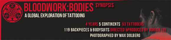 bloodwork:bodies art show