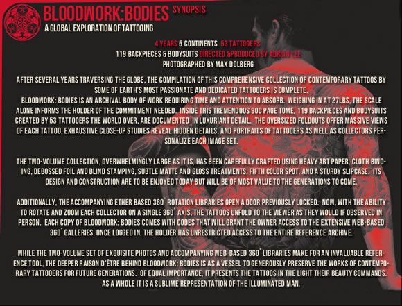 Bloodwork:Bodies - Art Show