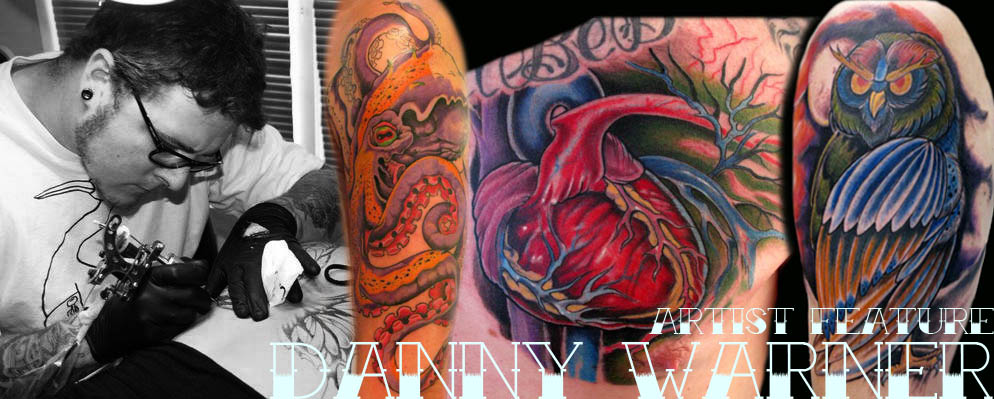 Danny Warner Tattoo