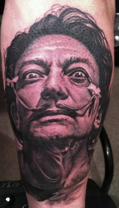 dali tattoo