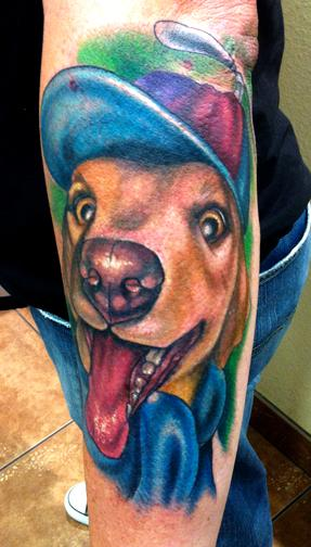 Katelyn Crane Tattoo