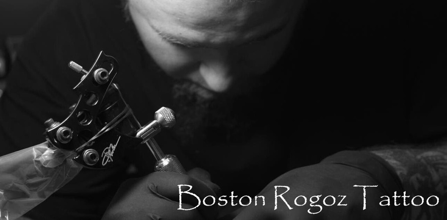 Boston Rogoz Tattoos