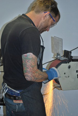 mike drexler tattoo machine builder
