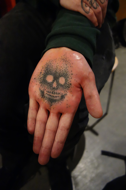 handinnenfl che tattoo 7 tattooscout forum