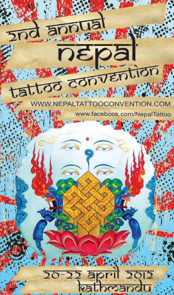 Nepal Tattoo Convention 2012