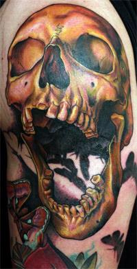 Shawn Barber Skull