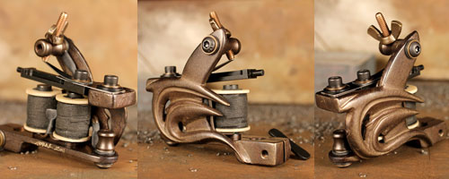 Workhorse Irons Tattoo Machine