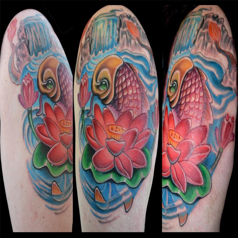 Anthony Zamora Tattoos