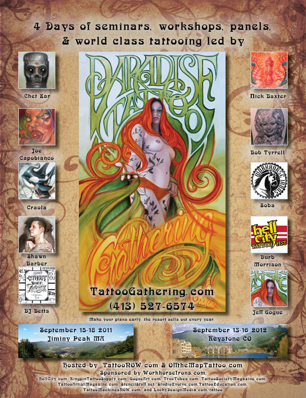Paradise Tattoo Gathering
