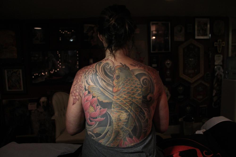 Tattoos - progress - 126267