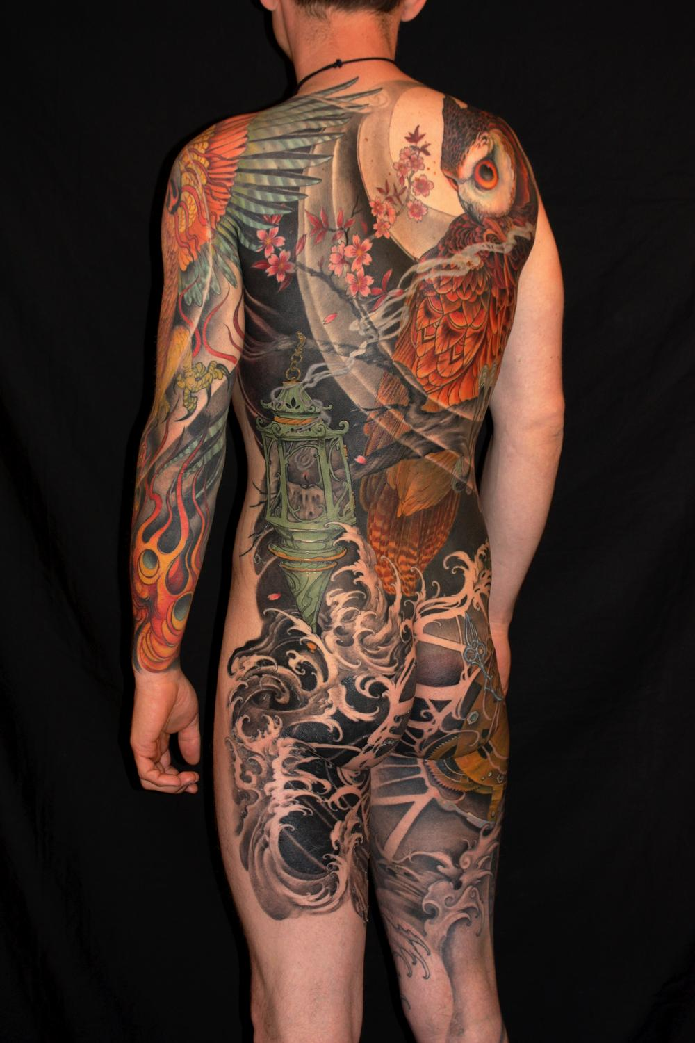 Tattoos - mortality - 89765