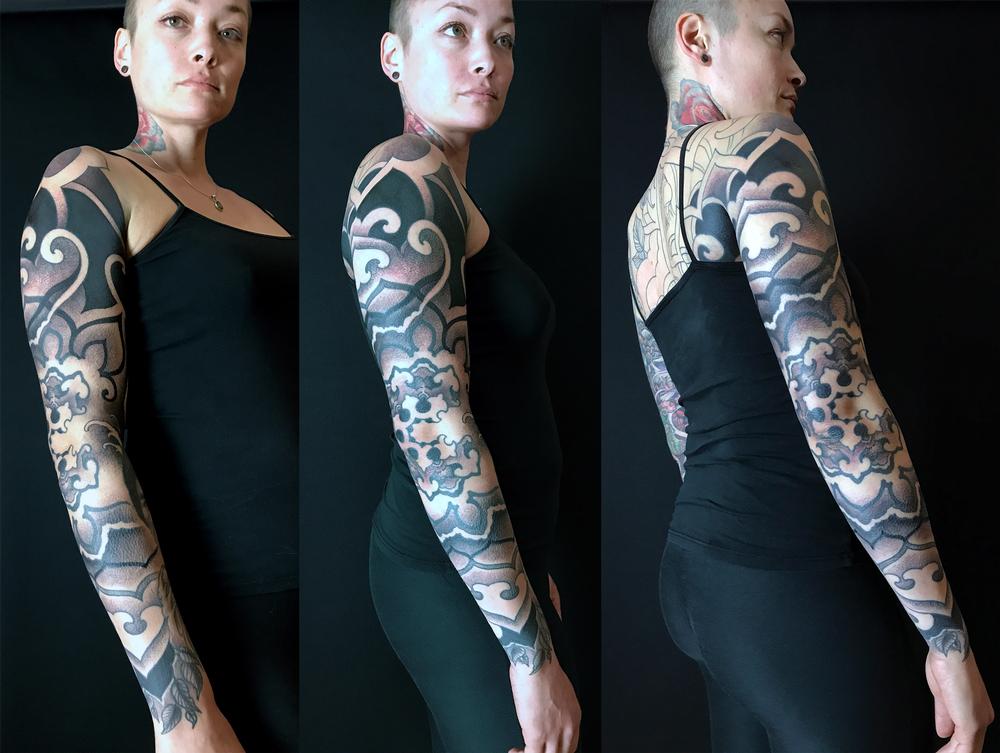 mandala Tattoo Design Thumbnail