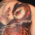 mortality, 2nd view Tattoo Design Thumbnail