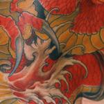 Tattoos - japanese style dragon - 55337
