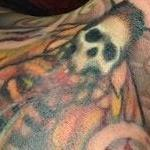 Tattoos - Death Moth - 68888
