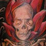 Skeleton Tattoo Tattoo Design Thumbnail