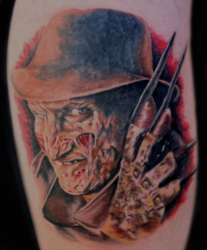 Jesso - Freddy Tattoo