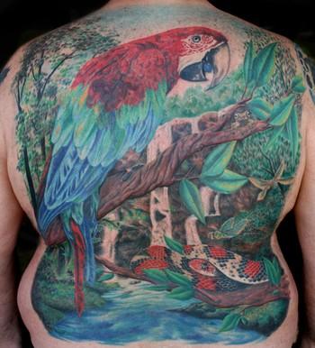 Tatoos on Keyword Galleries Color Tattoos Coverup Tattoos Realistic Tattoos