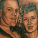 Tattoos - Gram&Gramps Portrait - 33346