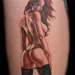 Tattoos - Joe's Pin up  - 29600