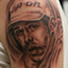 Tattoos - Jordan's Dad Portrait - 29601