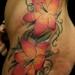 Tattoos - Lisa's Flower Side - 33348