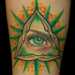 Tattoos - Third Eye - 33350