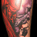 Tattoos - Dark Tower Crimson King - 29604