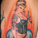 Tattoos - wifey pin up - 29606