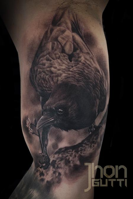 Tattoos - CROW - 111349