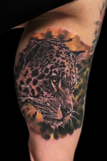 Tattoos - JAGUAR - 101190