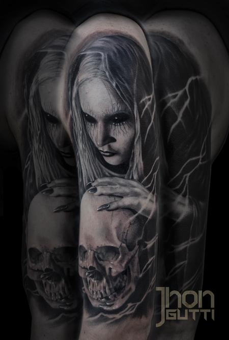 Tattoos - SALEM'S WITCH  - 108712