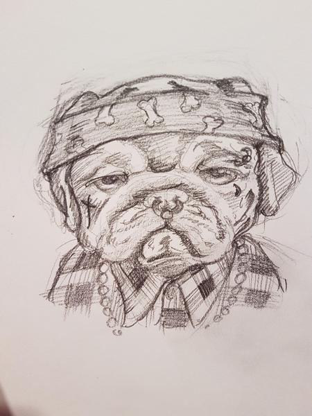 Tattoos - Pug Life - 125260