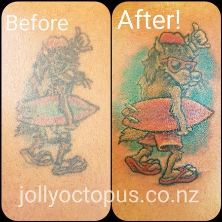 Tattoos - Tattoo Rework - 125661