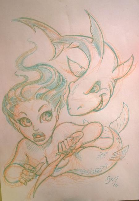 Tattoos - Swim a Little Closer  - 114885