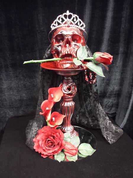 Tattoos - Skull Princess - 114586