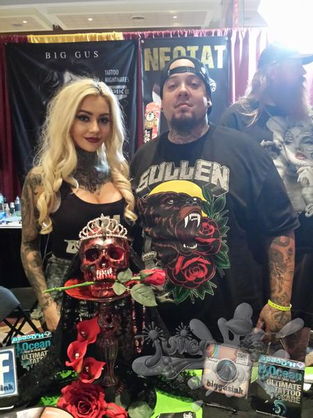 Tattoos - Big Gus and Gypsy Rose - 114387