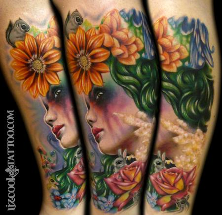 Tattoos - Mother Nature - 91181