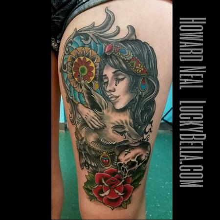 Tattoos - Gypsy - 109556