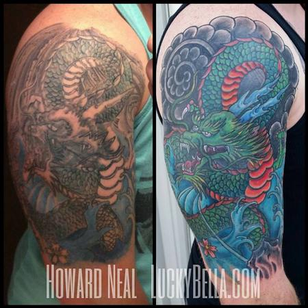 Tattoos - Reworked Dragon - 109554