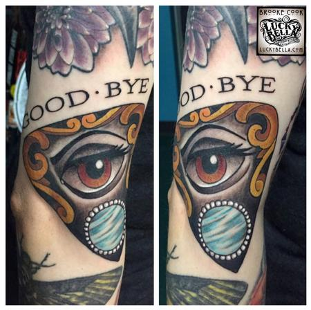 Brooke Cook - Ouija Planchtte