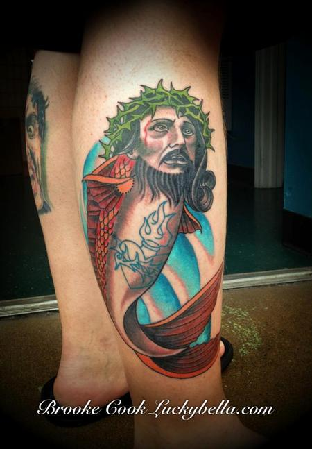 Tattoos - Jesus Fish! - 86513
