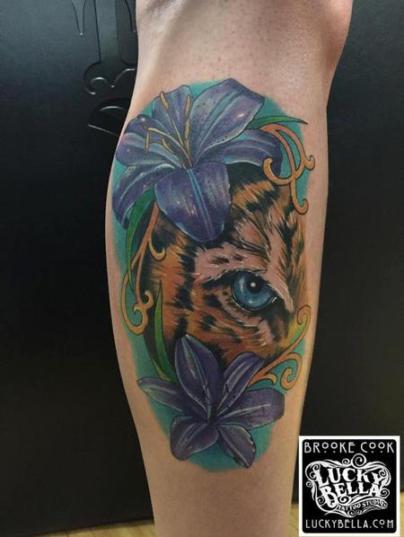 Tattoos - Tiger - 119021