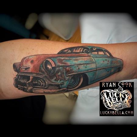 Tattoos - Car - 120239