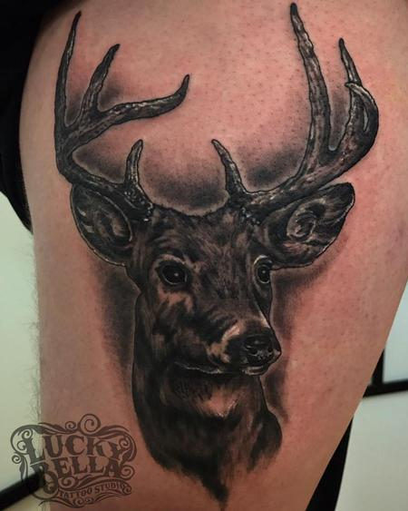 Tattoos - buck - 130502