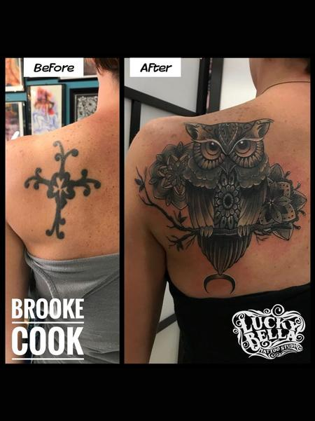 Brooke Cook - Owl