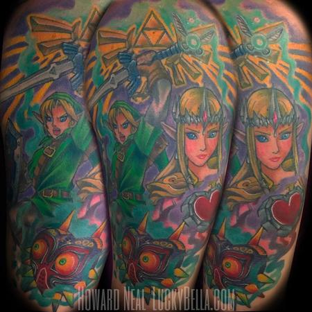 Tattoos - Legend of Zelda  - 134908